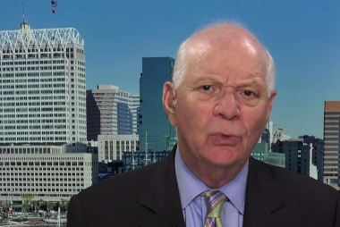 Full Cardin: 'Consideration of how to proceed' if evidence of obstruction