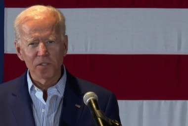 Full Sabato: Democrats 'more comfortable having a clear frontrunner' with Biden