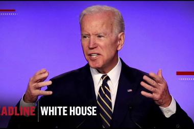 Will the next 18 months be Trump v. 'Sleepy Joe'?