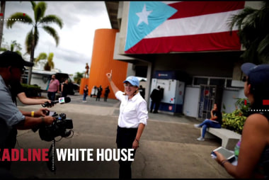 San Juan Mayor: 'The people of Puerto Rico deserve better than Trump'