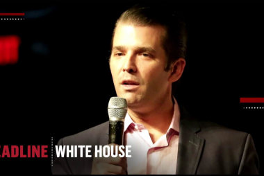 Like father like son: Donald Trump Jr. declined to be voluntarily interviewed by Mueller