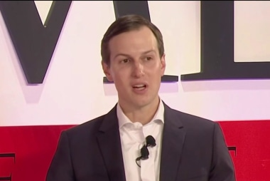 Is Jared Kushner calling Russian election interference a 'few Facebook posts' his Helsinki moment?