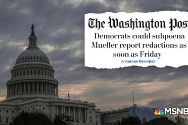 The Eve of the Mueller Report Release: What Will We Learn from the 400 Pages?