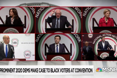 'If you don't fight for black voters today, don't come asking in September 2020'