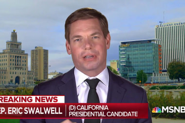 Rep. Swalwell: 'We will see Rosenstein in Congress and there are going to be a lot of questions'