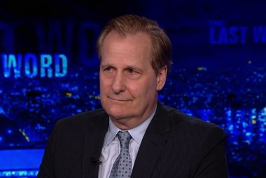 Jeff Daniels: 'we can't go on like this'