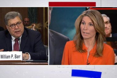 Nicolle Wallace fact checks AG William Barr, says he is 'a staunch Trump ally'