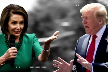 Trump on Pelosi's attacks: 'Did you hear what she said about me?'