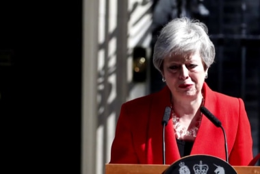 Theresa May calls it quits and no one knows what's next for UK and Brexit