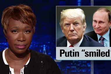 Fmr. FBI official: Trump's silence on Russian interference with Putin is 'assent'