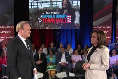 Kamala Harris on impeachment: We have to do our job