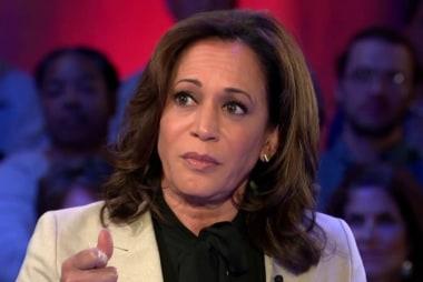 Sen. Kamala Harris wants to require laws that threaten Roe v. Wade undergo DoJ approval