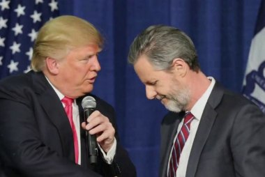 Reuters: Cohen said he fixed 'racy photo' problem for Falwell Jr
