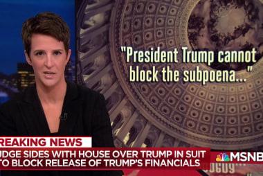 Trump tactics to conceal his finances begin to fall apart