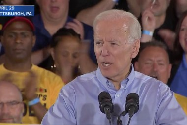 Joe Biden leads in Pennsylvania polls