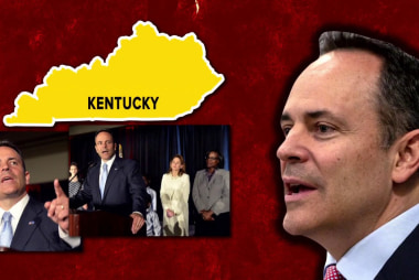 A gubernatorial race that could be a canary in the coal mine...in coal country