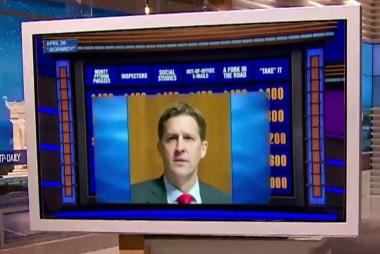 The smartest guy on Jeopardy can't answer: Who is Ben Sasse?