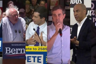 Swarm of B's take over 2020 race