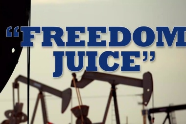 "Energy Department is calling natural gas ""freedom gas"""