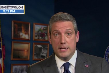 Full Ryan: Roe v. Wade should be used as litmus test for judges, Rep. Tim Ryan says
