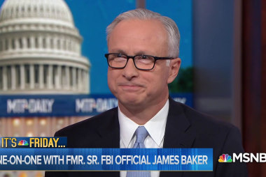 Full Baker: Fmr. FBI General Counsel James Baker on 2016 election: 'We did what we thought the law required'