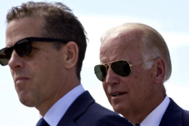 What is the Biden campaign's strategy against Trump?