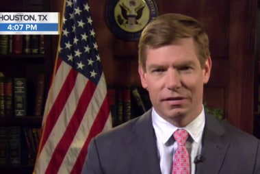 Full Swalwell: 'Prepare for impeachment. That's what I've told my colleagues.'
