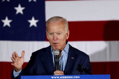 Biden leaning on 'his buddy Barack' as Bernie buckles down