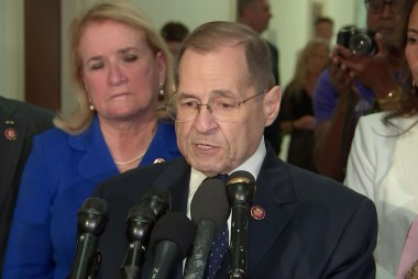 Nadler on holding Barr in contempt: We are in a 'constitutional crisis'