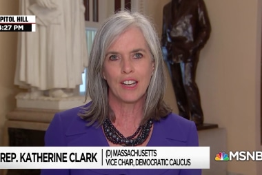 House Democratic Caucus Vice Chair: 'You've never heard the Speaker… take impeachment off the table'