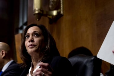 Did Kamala Harris' moment at Barr's hearing reshape the Democratic primary?