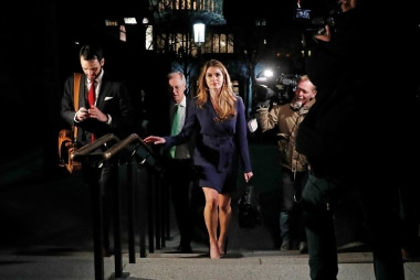 Hope Hicks, Annie Donaldson subpoenaed by House Judiciary Committee