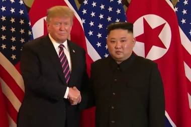 What is with Donald Trump's fascination with appeasing dictators?