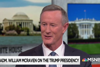 Adm. William McRaven: 'In spite of all I've seen, I have great hope for the future'