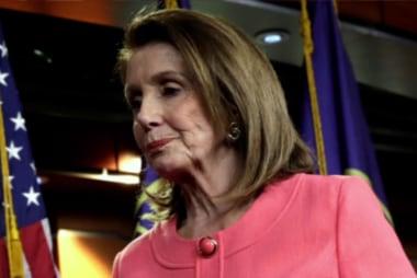 The Democrats' new impeachment target