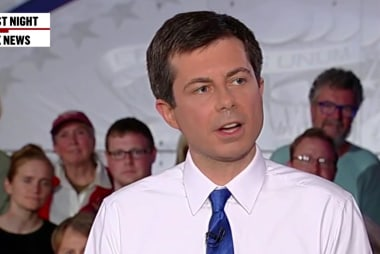 Mayor Pete calls out Tucker Carlson, Laura Ingram