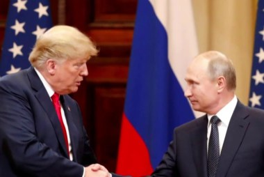 Trump & Putin doing 'an end zone dance' over Mueller investigation findings