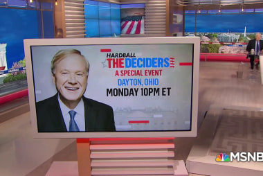 June 17: 'The Deciders' Town Hall in Dayton, Ohio