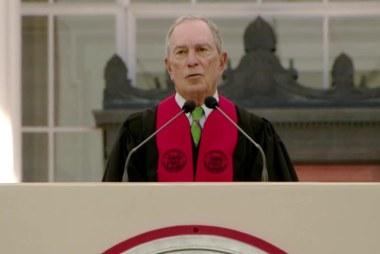 Bloomberg pledges half a billion dollars to end coal