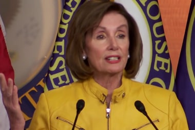 Rebellion against Pelosi lurks from base demanding impeachment
