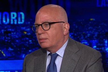 Michael Wolff: 'Trump is willing to destroy an institution'