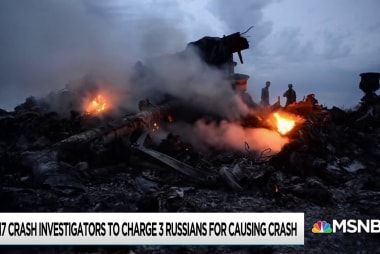 Four with Russian intel ties charged in downing of flight MH17