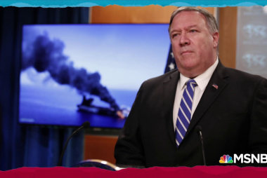 Trump administration eagerness to confront Iran causes alarm