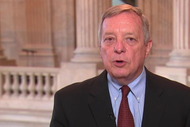 Border facility conditions are Trump's decision: Durbin