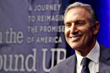 Schultz takes leave from campaign trail to recover from back surgeries