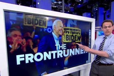 Biden's favorability starts to slip