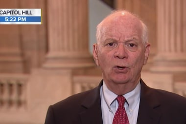 Sen. Ben Cardin: Once Iran military action starts, it's hard to control what happens next