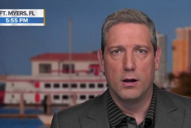 Rep. Tim Ryan: Instead of Iran sanctions, 'we should ... craft another deal.'