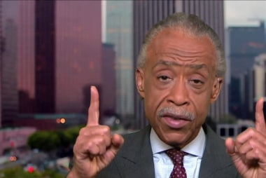 Biden should 'own it' and apologize after working with segregationists, Al Sharpton says