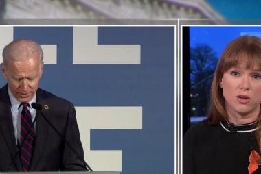 Full Bedingfield: Biden 'struggled ... in moment of crisis' before Hyde amendment position reversal